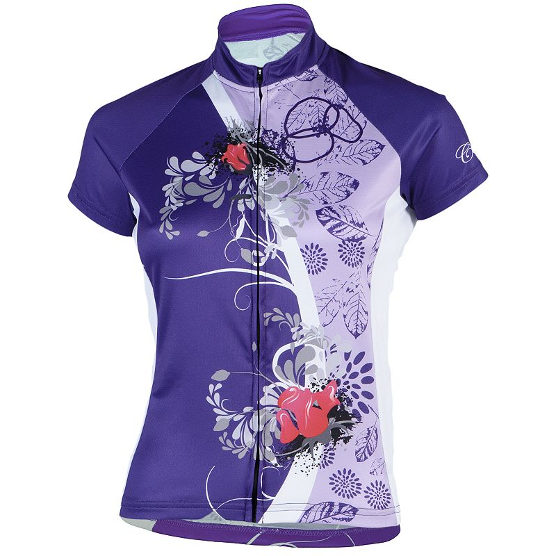 Women's Canari Myrtle Floral Cycling Jersey