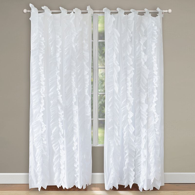 Waterfall Voile Curtains - 42'' x 84''