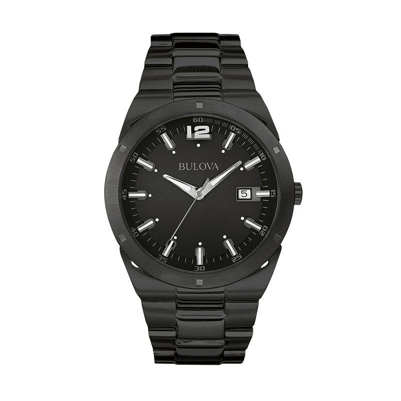 Bulova Men's Stainless Steel Watch - 98B234