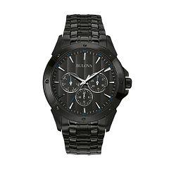 Bulova Men's Stainless Steel Watch 98C121