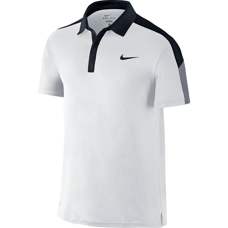 Men's Nike DRI-Fit Team Court Tennis Polo