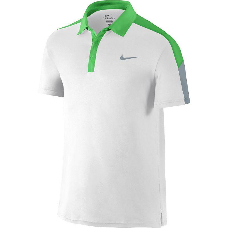 Nike DRI-Fit Team Court Tennis Polo - Men
