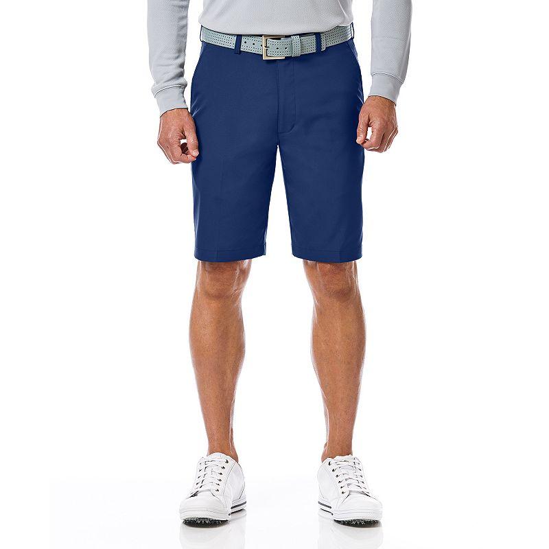 Big & Tall Grand Slam Classic-Fit Performance Flat-Front Golf Shorts