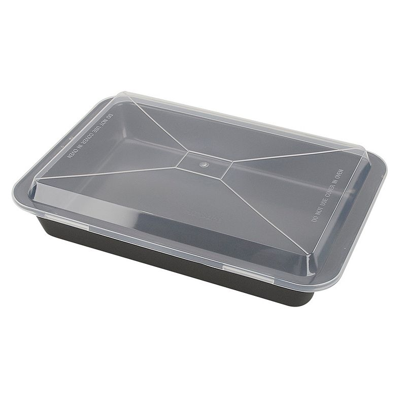 T-Fal AirBake 9'' x 13'' Nonstick Covered Cake Pan