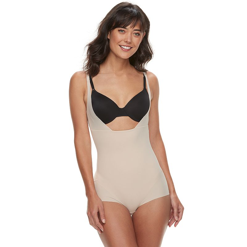 Maidenform Shapewear Sleek Smoothers Wear Your Own Bra Body Shaper 2057 - Women's
