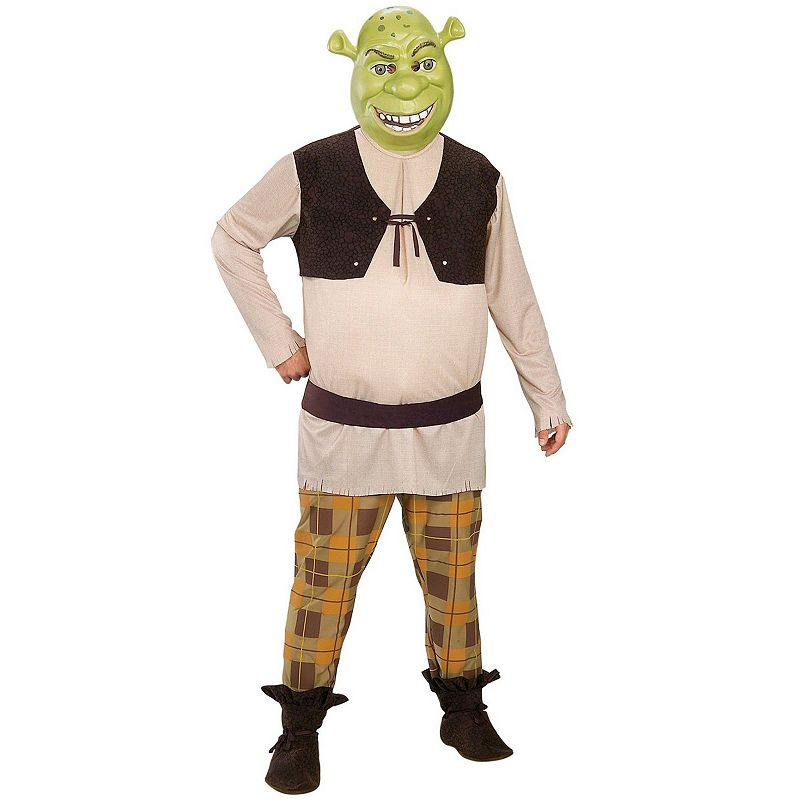 Shrek Deluxe Costume - Adult