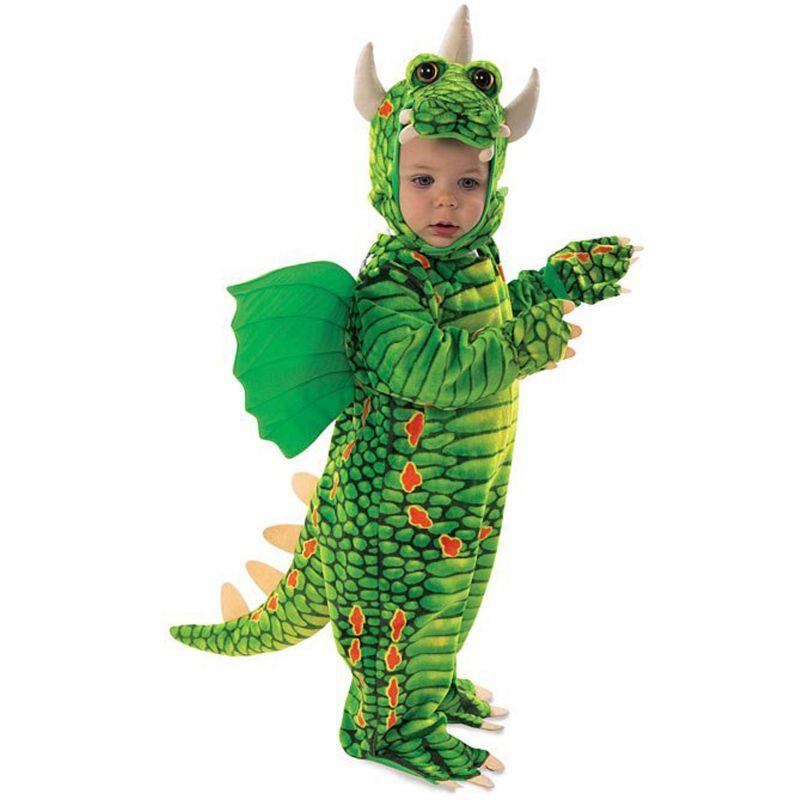 Dragon Costume - Baby (Green)