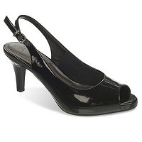LifeStride Teller Women's Slingback Dress Heels
