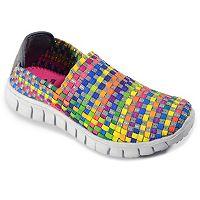 Corkys Joann Women's Stretchy Slip-On Sneakers