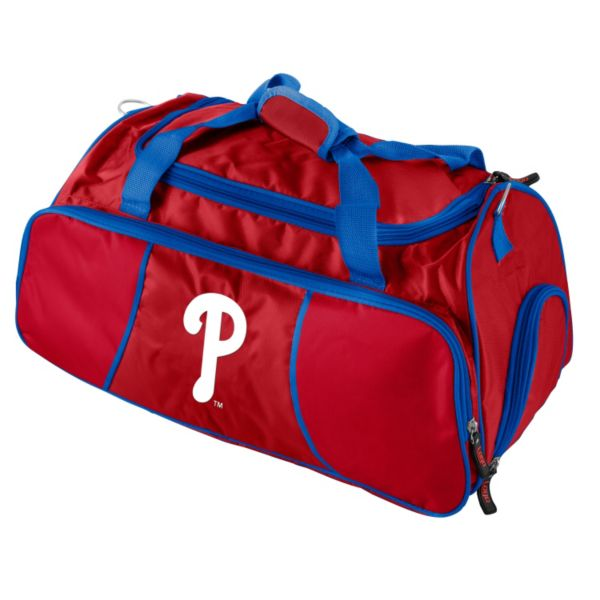 Logo Brand Philadelphia Phillies Athletic Duffel Bag