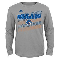 Boys 8-20 adidas Boise State Broncos Tee