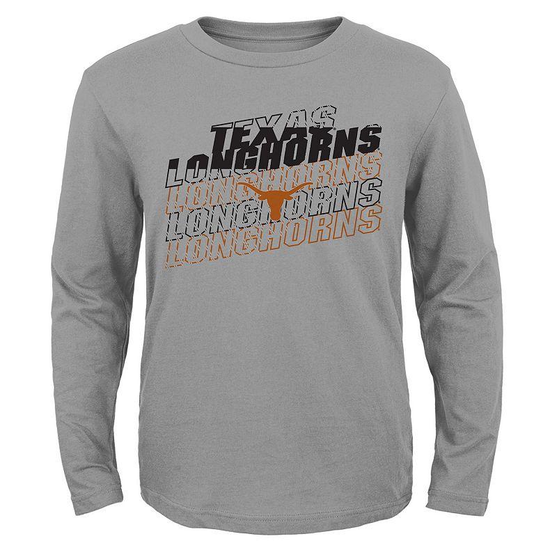 Boys 8-20 Texas Longhorns Tee