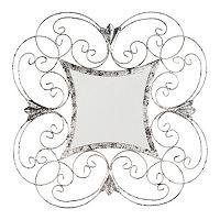 Scroll Wall Mirror