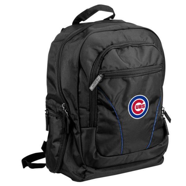 Logo Brand Chicago Cubs Stealth Backpack