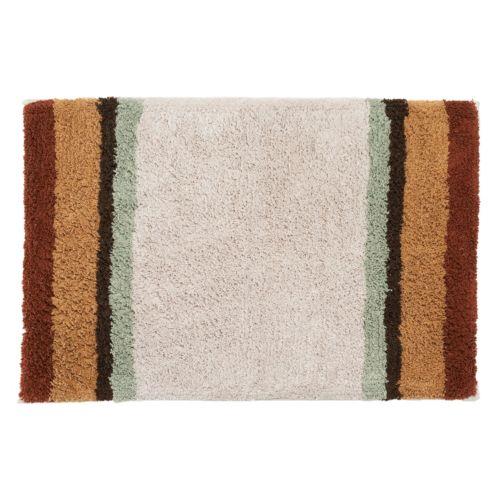 Jessen Stripe Bath Rug