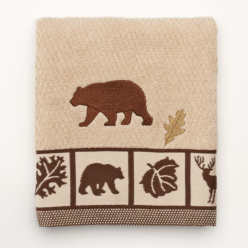 Nature's Trail Hand Towel