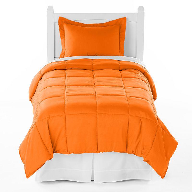 Ivy Union Collegiate 2-pc. Down-Alternative Reversible Comforter Set - Twin/XL Twin
