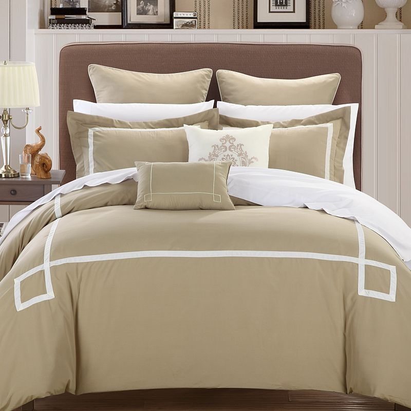 Woodford 11-pc. Embroidered Bed Set