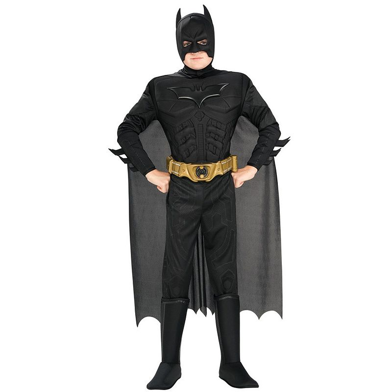 Batman: The Dark Knight Rises Deluxe Muscle Costume - Toddler