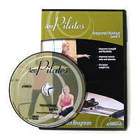 Marjolein Brugman's AeroPilates Level Three Integrated Workout DVD by Stamina