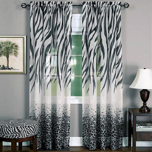 Kenya Sheer Curtain