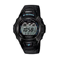 Casio Men's Atomic G-Shock Solar Digital Chronograph Watch GWM500BA-1
