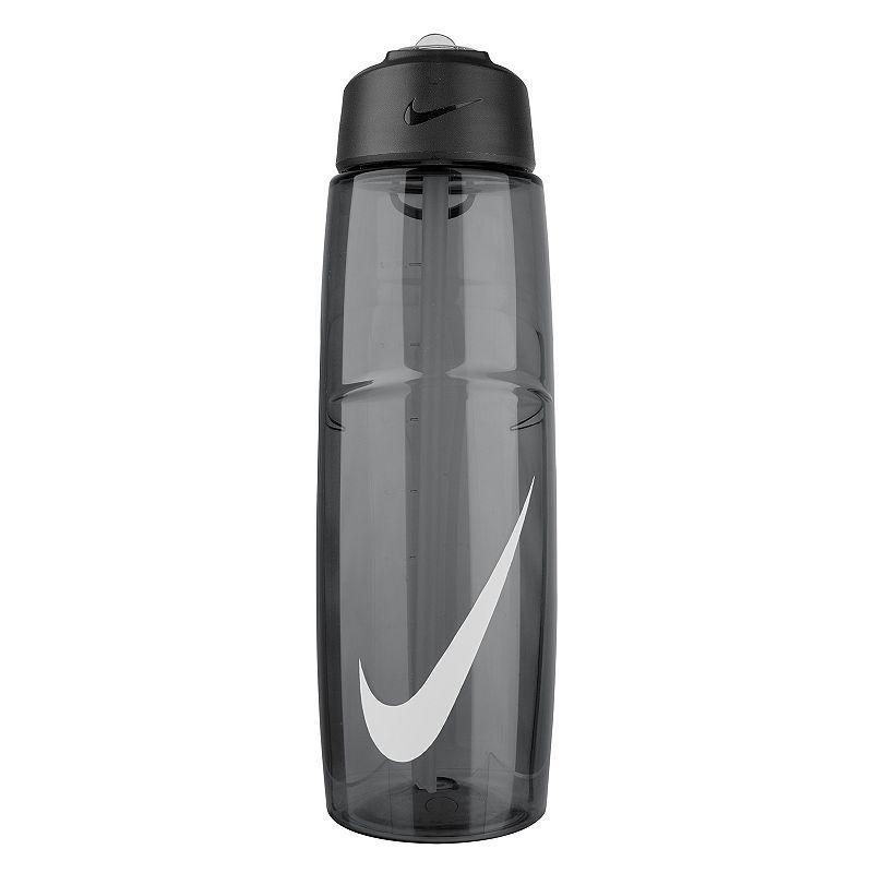Nike Anthracite Swoosh 32-oz. Water Bottle