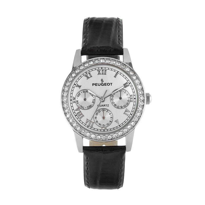 Peugeot Women's Leather Watch - 3025S
