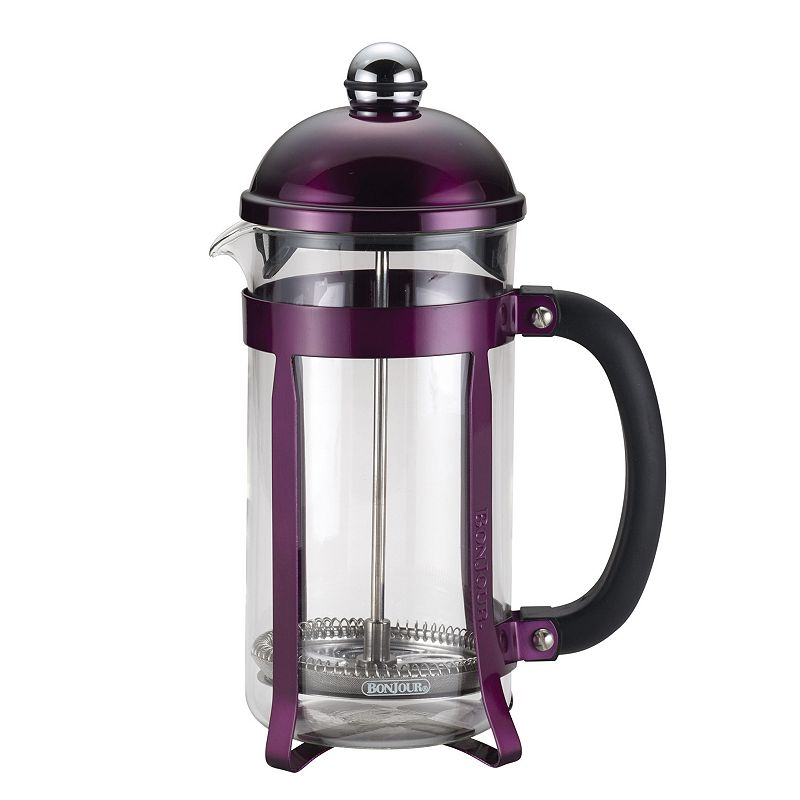BonJour Maximus Jewel-Tone 8-Cup French Press