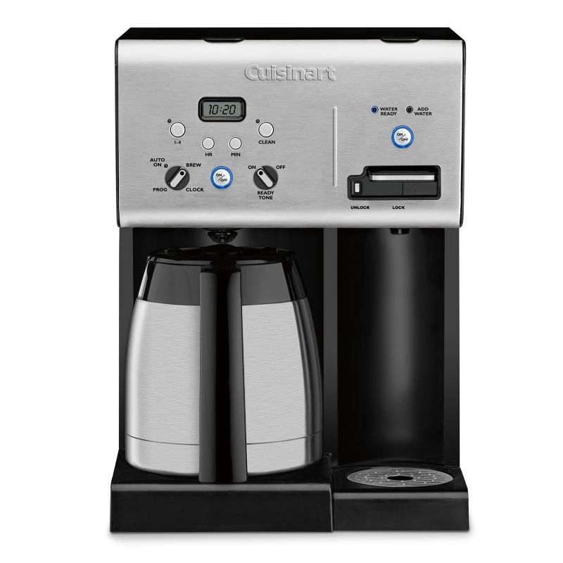 %name Cuisinart  Cup Coffee Maker With Hot Water System