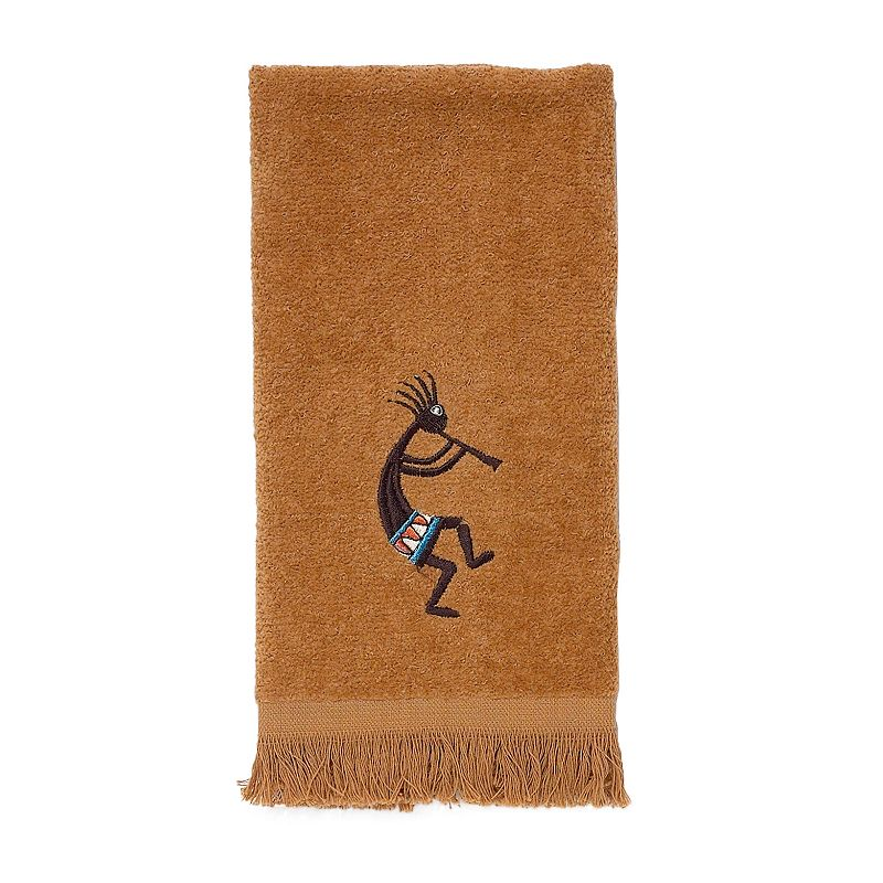 Avanti Kokopelli Fingertip Towel