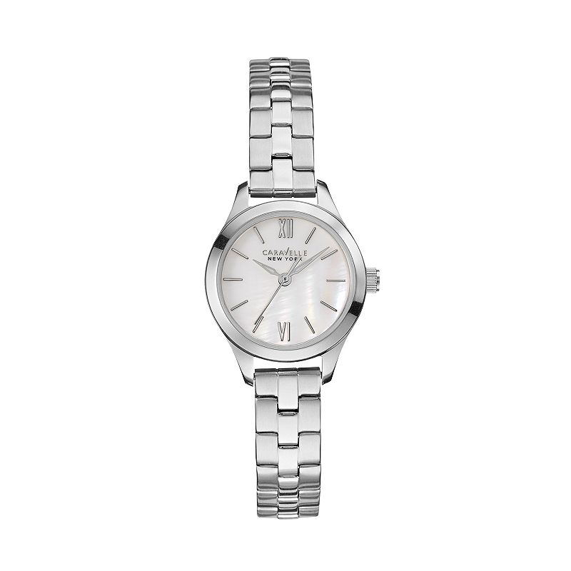 Caravelle New York by Bulova Women's Stainless Steel Watch