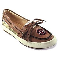 Women's Campus Cruzerz Westwind South Carolina Gamecocks Boat Shoes