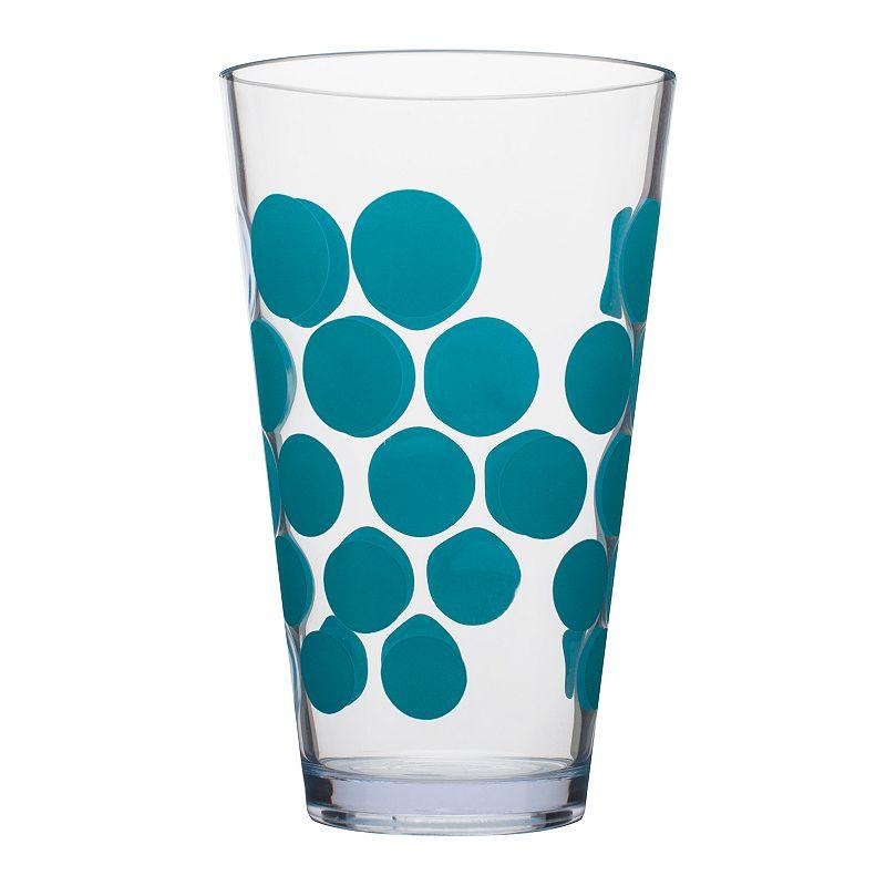 Zak Designs Dot Dot 6-pc. Highball Tumbler Set