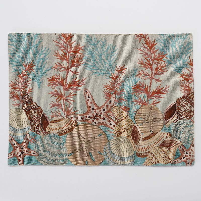 SONOMA Goods for Life™ Shell Tapestry Placemat