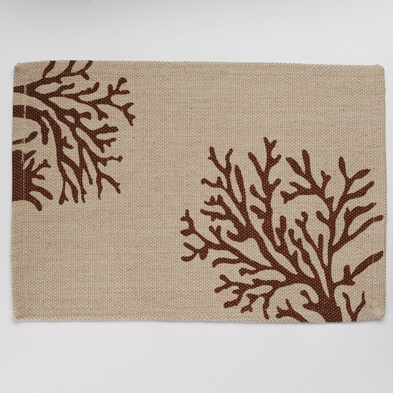 SONOMA Goods for Life™ Coral Block Placemat