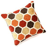 HFI Block Party Jacquard Throw Pillow