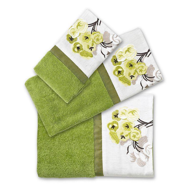 Canteen Flower 3-pc. Bath Towel Set