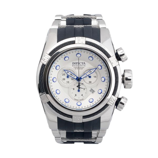 Invicta Men's Bolt Stainless Steel Chronograph Watch