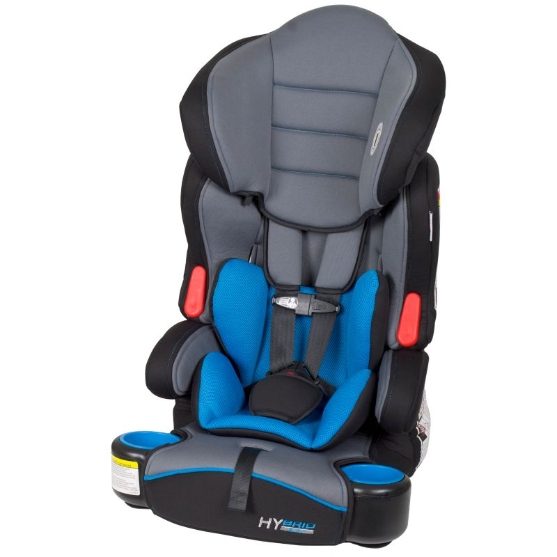 Baby Trend Hybrid LX 3-in-1 Booster Car Seat, Blue