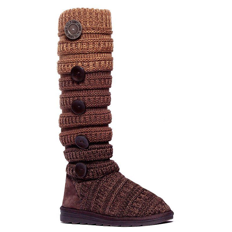 MUK LUKS Miranda Women's Marled Tall Boots