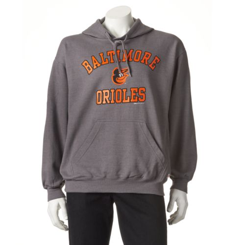 Men's Stitches Baltimore Orioles Pullover Fleece Hoodie