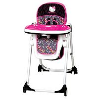 Hello Kitty® Pin Wheel Mylift High Chair by Baby Trend