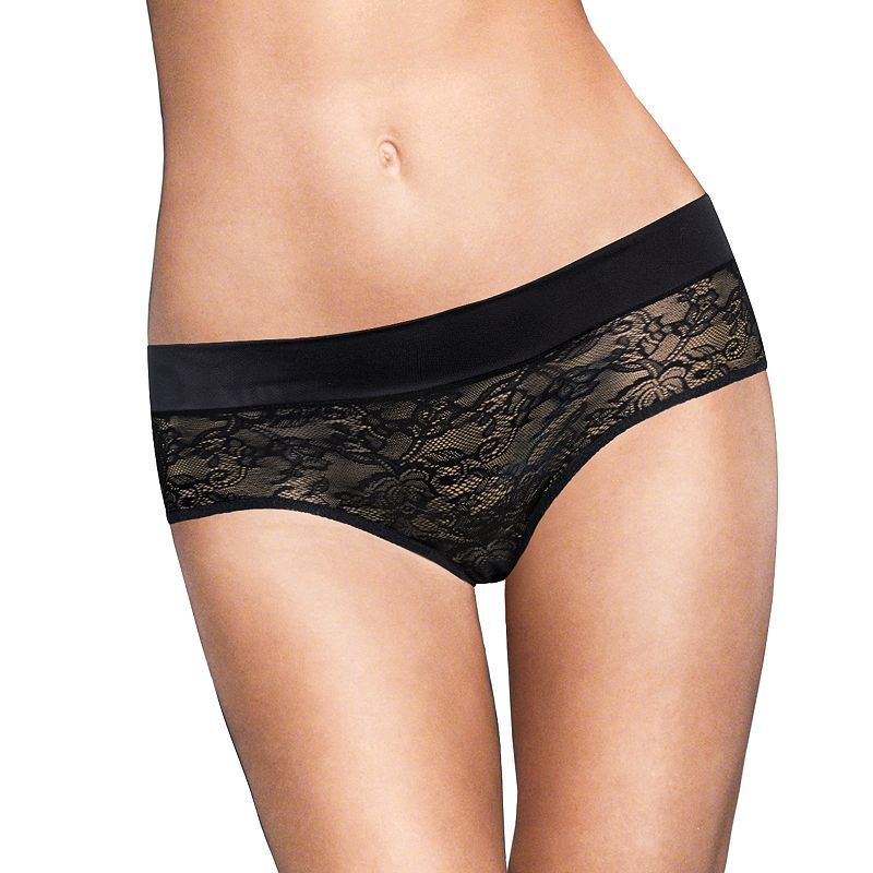 Maidenform Smooth Luxe Lace Hipster 40871 - Women's