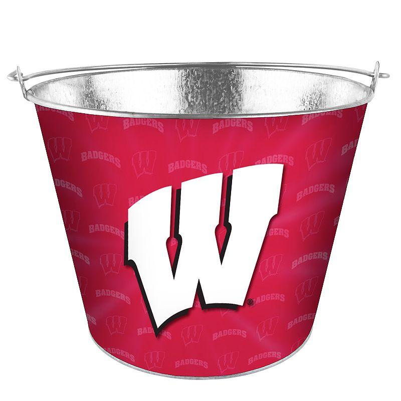 Wisconsin Badgers Ice Bucket