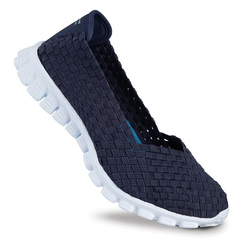 Skechers Ez Flex  Yes Please Women S Slip On Shoes