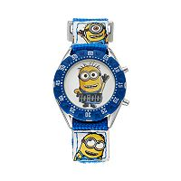 Despicable Me Kids' Minion Digital Watch