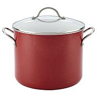 Farberware New Traditions Speckled Nonstick 12-qt. Covered Stockpot