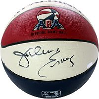 Steiner Sports Julius Erving ABA Autographed Basketball