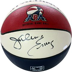 Steiner Sports Julius Erving ABA Autographed Basketball by